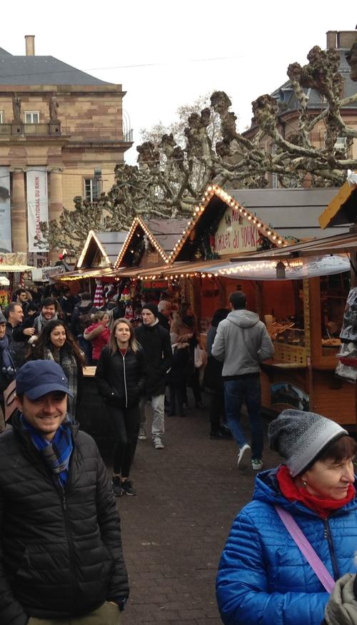 Strasbourg : grand sapin, retour des chalets... Les festivités de...