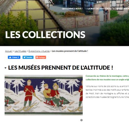 M2A : le musée à la maison, une nouvelle offre proposée par les...