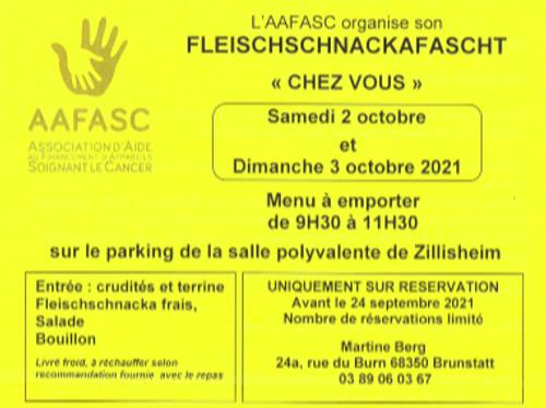 """Fleischschnackafascht """"Chez nous"""""""