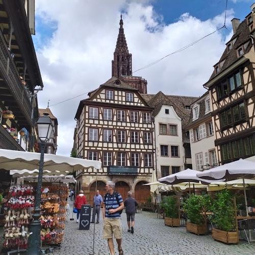 Tourisme : un été en demi-teinte en Alsace, avec des visiteurs...