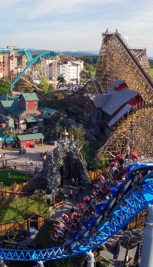 """Europa Park : le parc allemand vient d'être élu """"meilleur parc de..."""