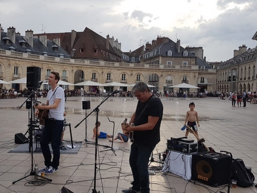 Quel programme pour les animations à Dijon cet été ?