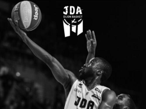 La JDA Dijon Basket est de retour au palais des sports!