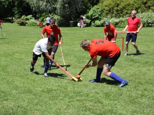 Les sports et jeux normands en voie de développement