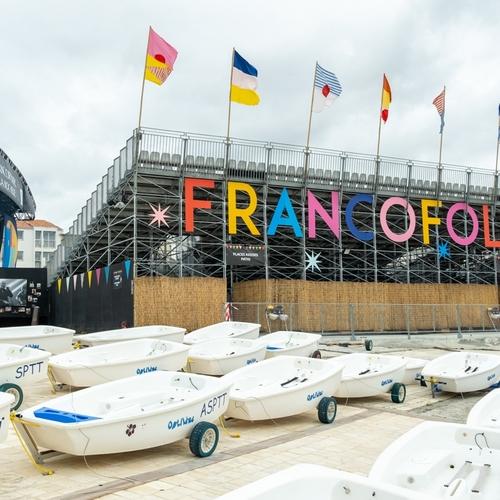 Francofolies - Claudio Capeo - Imany - Miossec - Gael Faye - Gérard Pont - Public 2021