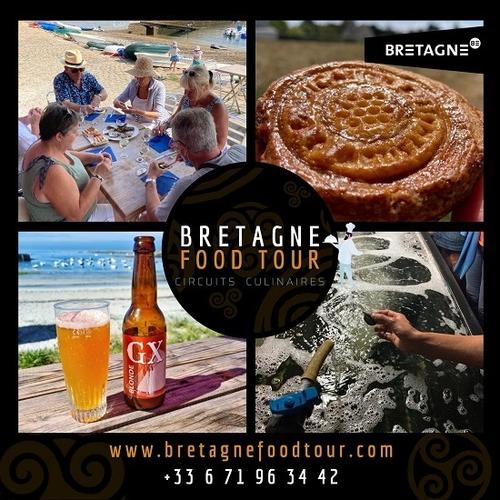 Les circuits culinaires de Bretagne Food Tour