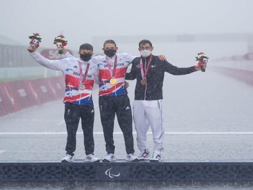 Paralympiques, un champion breton à suivre Alexandre Léauté