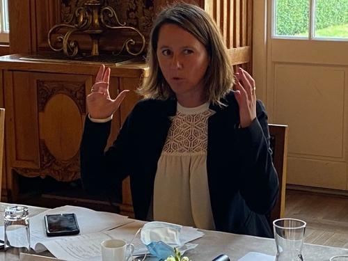 La maire de Nantes au cœur de la présidentielle