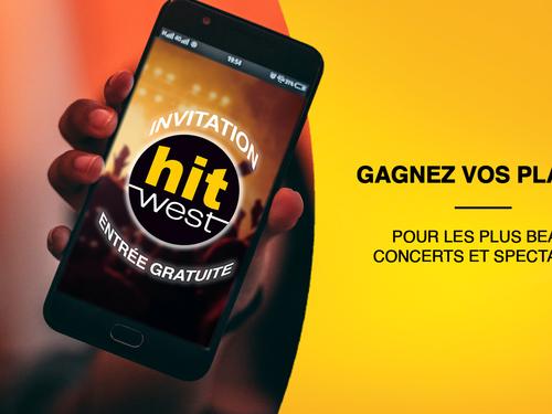 Hit West vous offre les plus beaux concerts et spectacles.