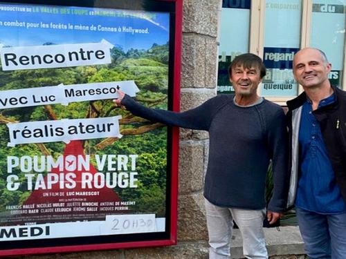 """Le film breton """"Poumon vert et tapis rouge"""" au cinéma"""
