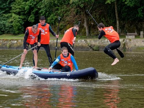 C'est ce week-end, le Morbihan Paddle Trophy