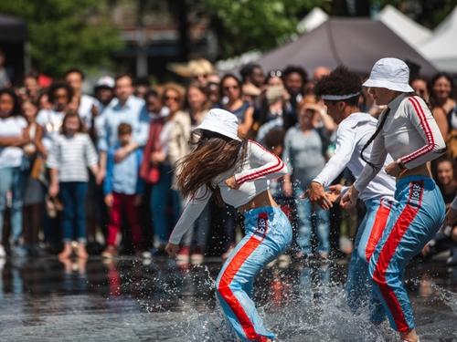 Le festival SPOT,  le festival des jeunes talents nantais