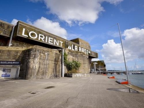 Un colloque sur les bases de sous marins organisé à Lorient.