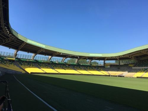 Le FC Nantes pourrait prochainement changer d'adresse !