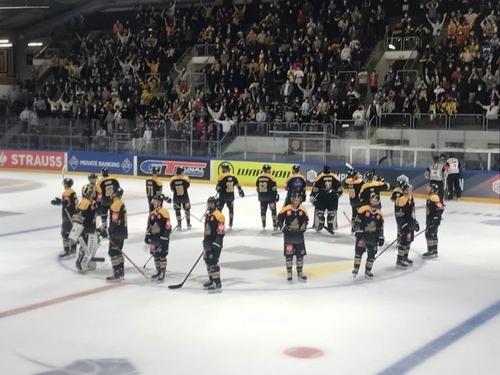 Hockey : Les Dragons de Rouen gagnent sur la glace, et renouent...