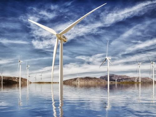 Parc éolien en baie de Saint-Brieuc, les pêcheurs portent plainte