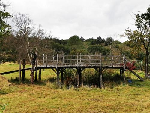 Le pont de Winnie l'Ourson vendu aux enchères