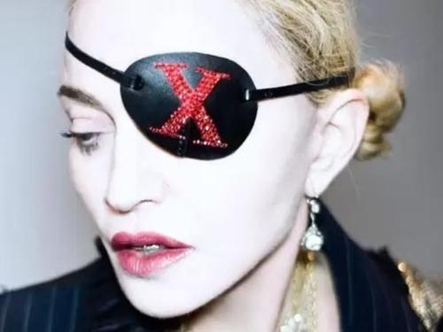Le retour très remarqué de Madonna!