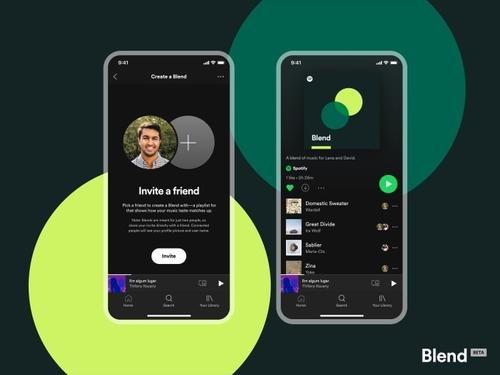 Créer vos playlists en duo sur Spotify