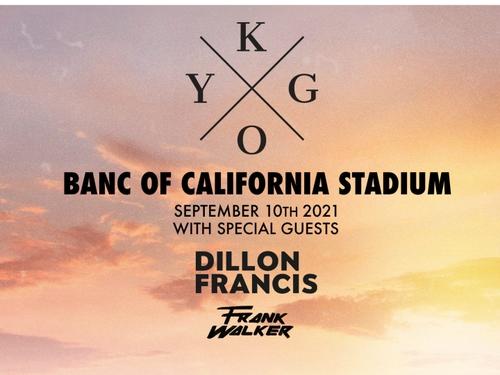 Kygo: son grand show à Los Angeles en livestream mondial payant ce...