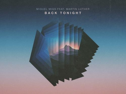 Coup de cœur FG : Aeroplane remixe 'Back Tonight' de Miguel Migs