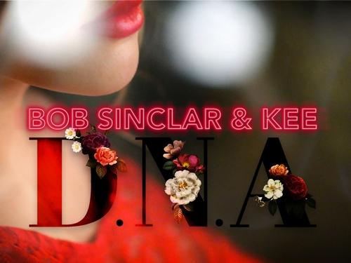 D.N.A, le nouveau single de Bob Sinclar sort aujourd'hui