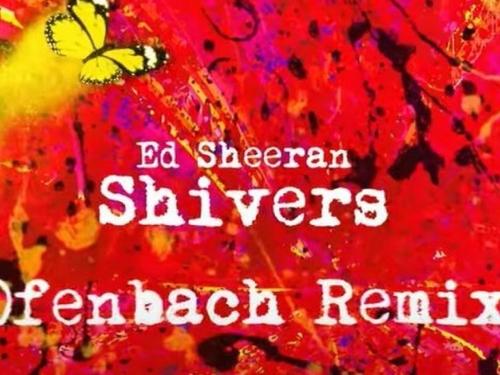 Ofenbach signe un remix officiel du dernier Ed Sheeran