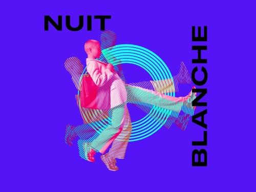 Paris organise sa Nuit Blanche ce week-end!