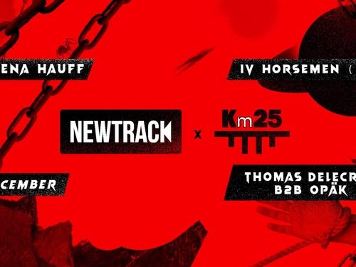 Newtrack s'installe au Km25 le 3 septembre