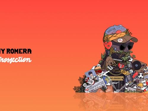 'Introspection', premier album réussi pour Tony Romera !