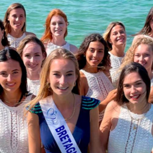 Ploemeur: Election de Miss Bretagne dimanche à l'Océanis