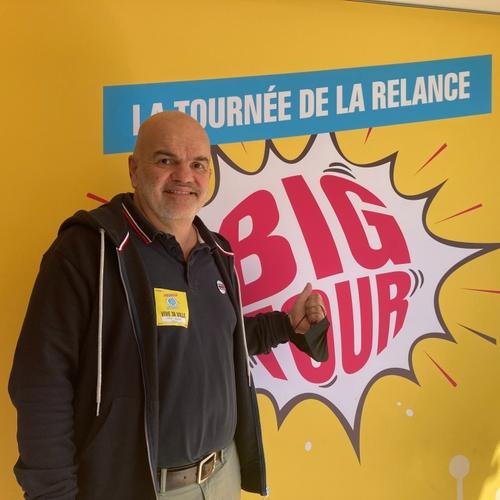 BIG Tour 2021 à Arcachon