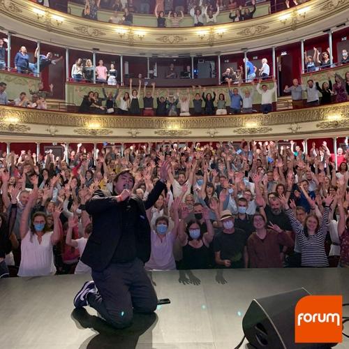 Nico et le public