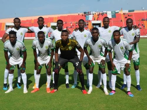 Qualification du Coton Sport en coupe de la CAF