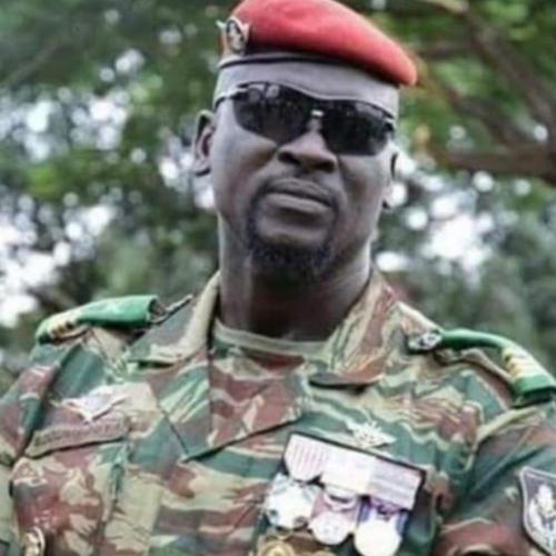 JDA - Coup d'état en Guinée