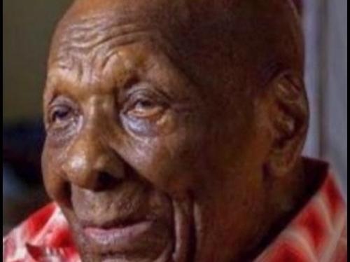 le Doyen Jules Théobald est mort à l'âge de 112 ans