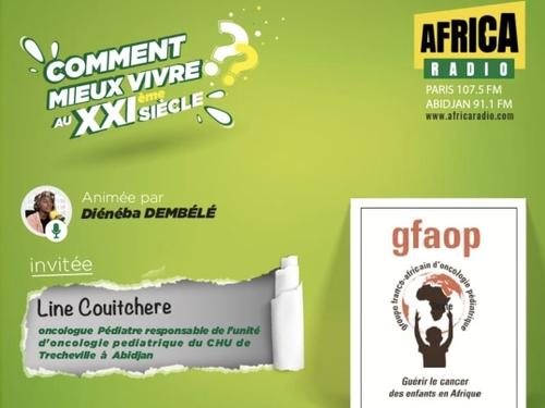 Invitée : Line Couitchere, oncologue pédiatre