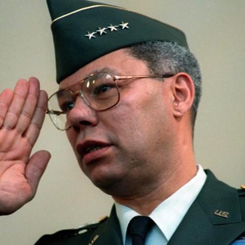 Colin Powell, mort du premier afro-américain à occuper un poste de...