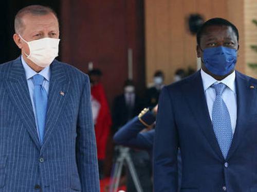 JDA - Offensive diplomatique du président turc R.Erdogan en Afrique