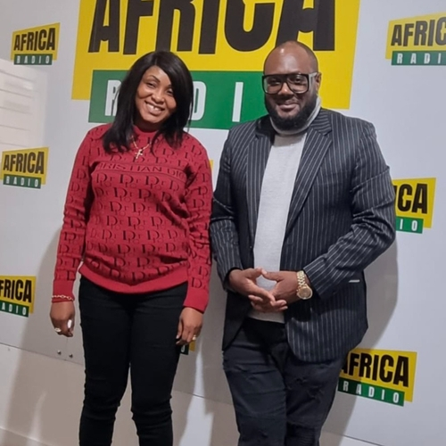 Sandra Kitengie Mudimbi, fondatrice de l'ONG SANDRA est l'invitée...