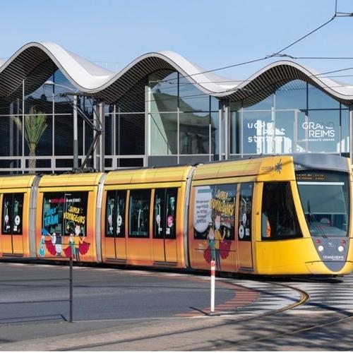 Reims : fortes perturbations sur le réseau des transports en commun...