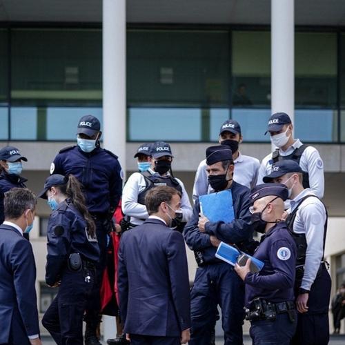Emmanuel Macron attendu ce midi à Roubaix pour parler sécurité