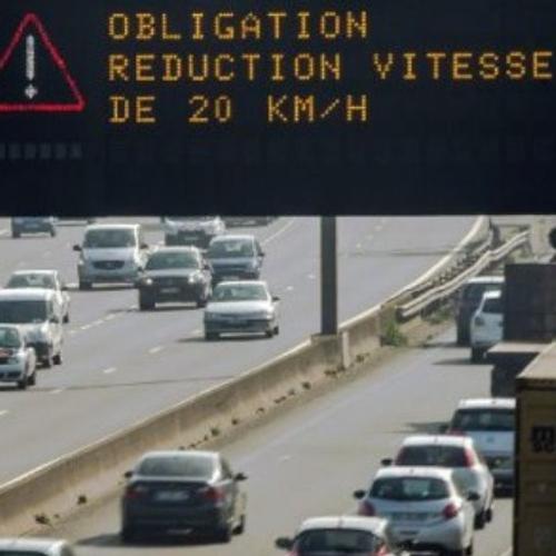 Pollution : la vitesse réduite ce mardi sur les routes du Nord et...
