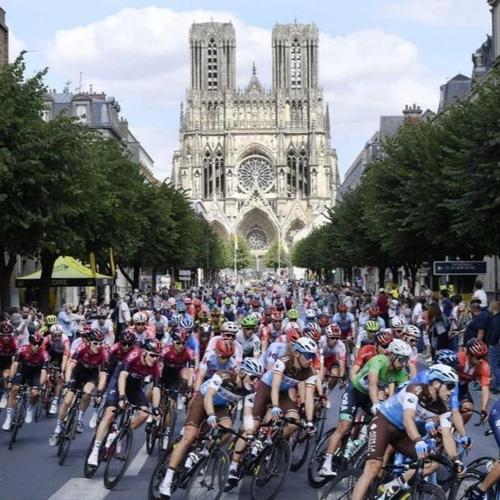 Le Tour de France féminin 2022 passera dans la Marne et l'Aube