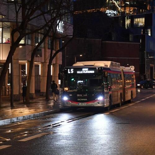 Métropole lilloise : le bus de nuit fait sa rentrée ce jeudi