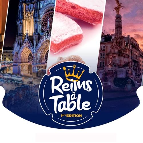 Top départ pour Reims à table !