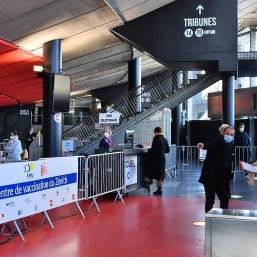 Le centre de vaccination du Zénith de Lille va fermer ses portes !