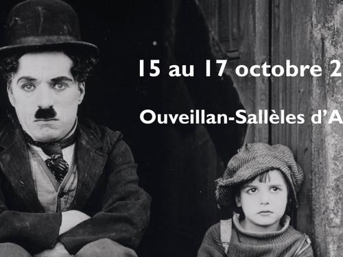 """Festival """"les enfants au cinéma"""" à Ouveillan / Sallèles d'Aude"""