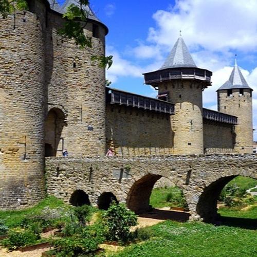 Carcassonne :La cité 3e monument le plus visité de France cet été