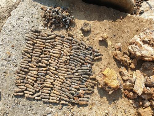 Batz-sur-Mer : 700 munitions découvertes sous la plage du Manérick